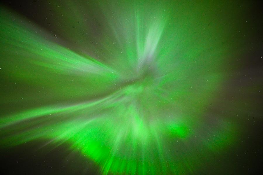 Galería de auroras
