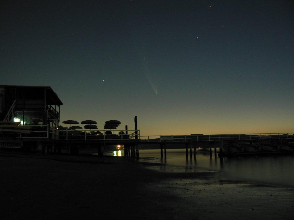 Komet Mcnaught C 2006 P1