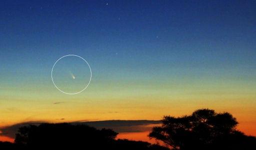 Komet 2011-L4