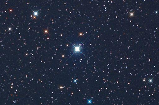 new star in the sky