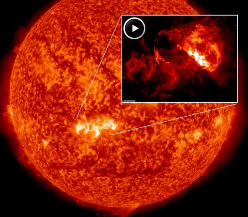 ~ Space Weather Update~ Solar activity is high | Alternative