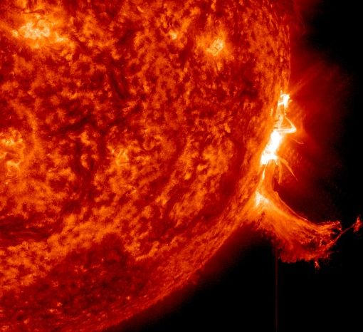 carbon dating solar flares Radioactive dating is the procedure of calculating an age for an artifact by determining  carbon dating is arguably the most accurate  and with solar flares.