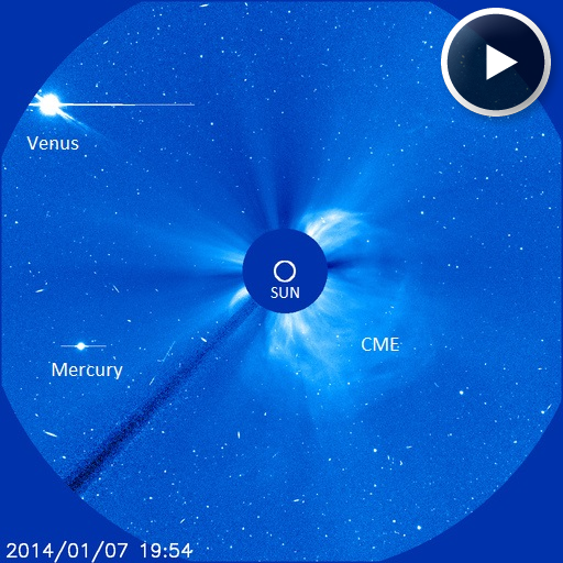 x1s2_strip2 NOAA forecasters estimate a 60% chance of strong geomagnetic storms