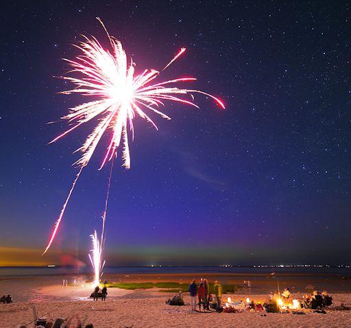 solar storm firework - photo #5