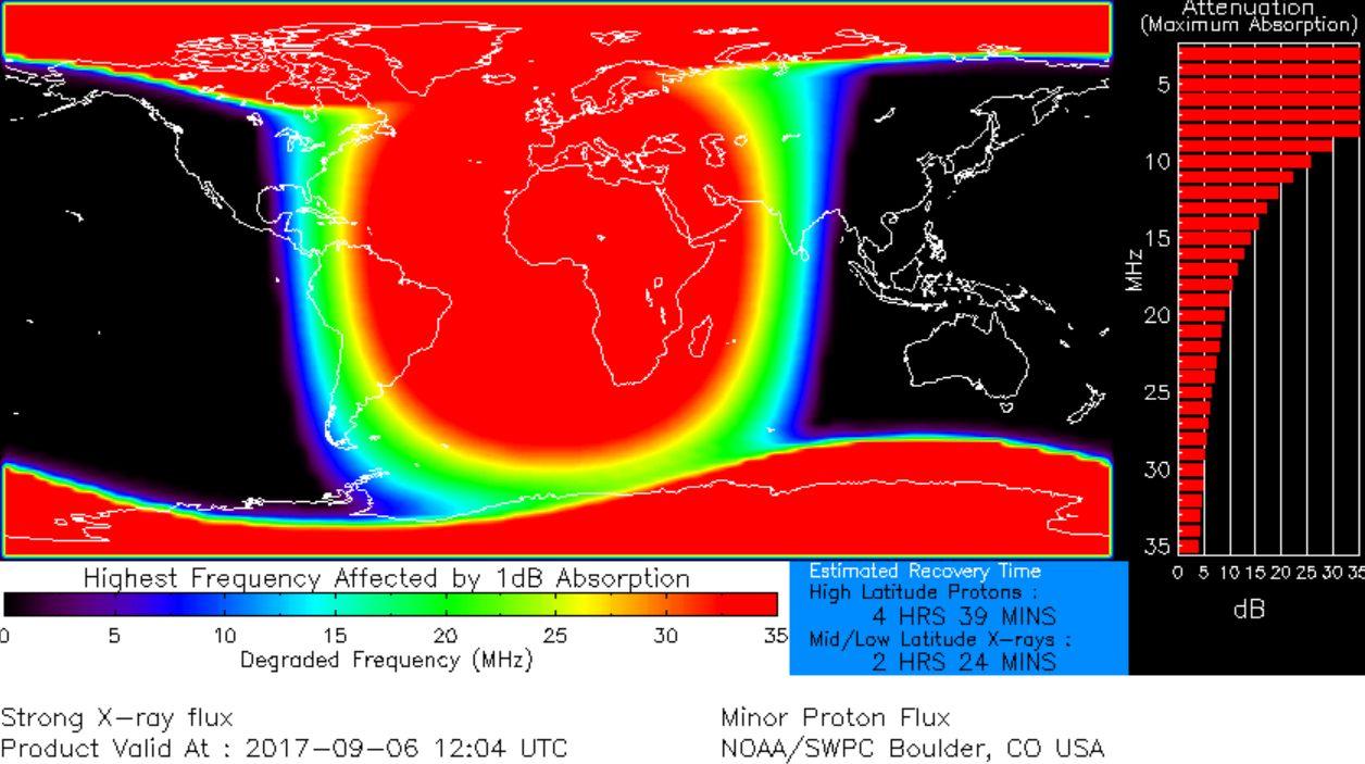 solar storm 2017 january - photo #30