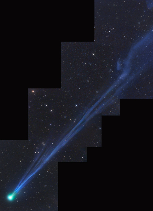 News Burst 8-9 May 2020 - Comet Swann
